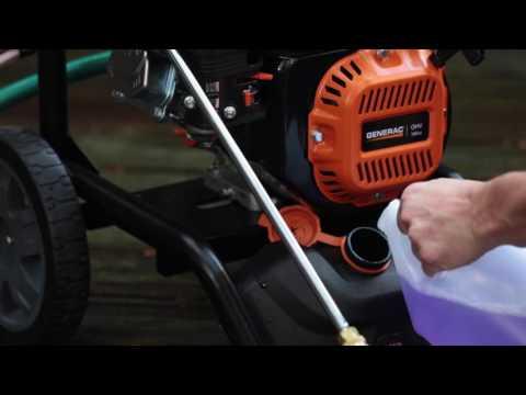 2021 Generac Pressure Washer SpeedWash 2900 psi in Walsh, Colorado - Video 4