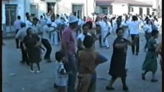 preview picture of video 'Fiestas Patronales Cantalpino - Alborada 16-08-91'