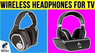 10 Best Wireless Headphones For TV 2019