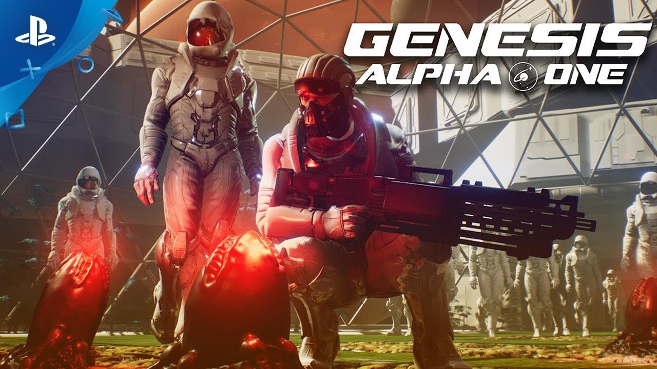 Save Humanity from Extinction in Genesis: Alpha One