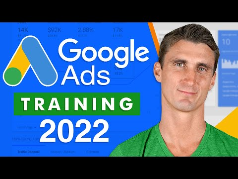 Google Ads Training 2021 with Step by Step Walkthrough - YouTube