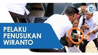 VIDEO Detik-detik Pelaku Penusukan Wiranto Diringkus Polisi