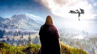 Показали Assassin's Creed Ragnarok? Главый ГЕРОЙ, башня, открытый МИР (Это ассасин или НЕТ? Разбор)