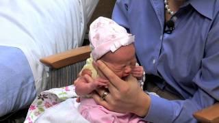 Burping your baby