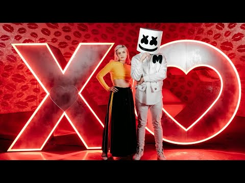Marshmello & Anne Marie - Friends | New Song - Fb Live