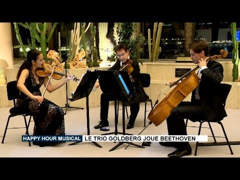 Happy Hour Musical : le Trio Goldberg joue Beethoven