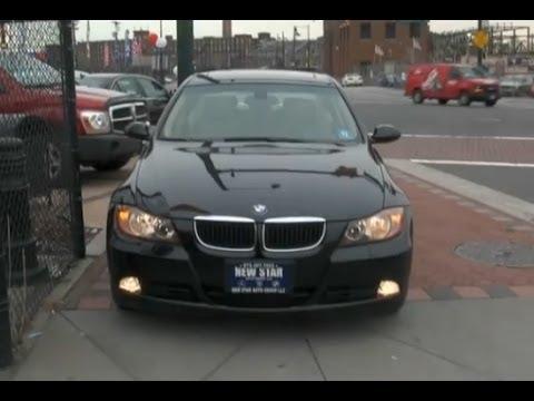 2006 BMW 3-Series 325xi All-Wheel-Drive E90  Sedan