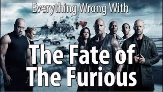 Download Youtube: Everything Wrong With The Fate of the Furious