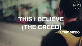This I Believe (The Creed) Lyric Video