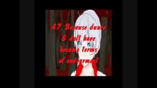 52 Reasons To Love WhiteRose