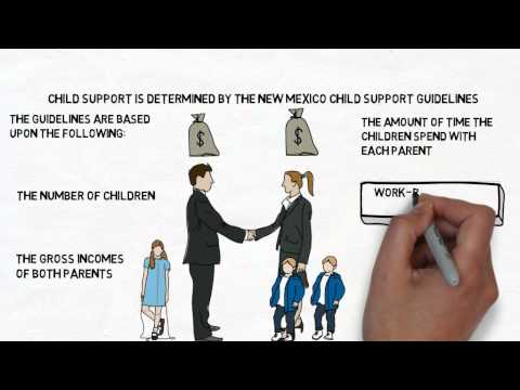Basic Facts About New Mexico Child Support