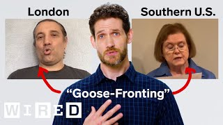 Accent Expert Explains Similarities Between Different Accents   WIRED