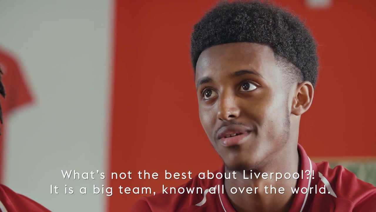 LFC Academy: Follow Passion