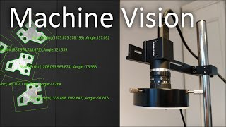 Dobot Vision Kit, Machine Vision System for Education (STEM)