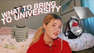 What To Bring To University/College 2020! (100+ Items)