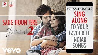 Sang Hoon Tere - Jannat 2|Official Bollywood Lyrics|Nikhil D