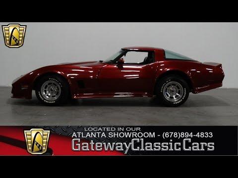 1980 Chevrolet Corvette for Sale - CC-994813