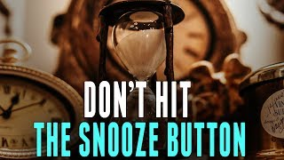 SUCCESS IS BUILT - Best Motivation for Success in Life *DON'T HIT THE SNOOZE BUTTON*