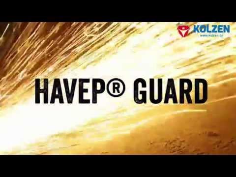 schwarze MultiNorm Schutzkleidung | HaVeP Guard Flammschutz
