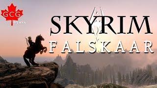 ✨ Skyrim: Falskaar Blind Playthrough [Modded] ✨ Fully voiced mod in a new land!