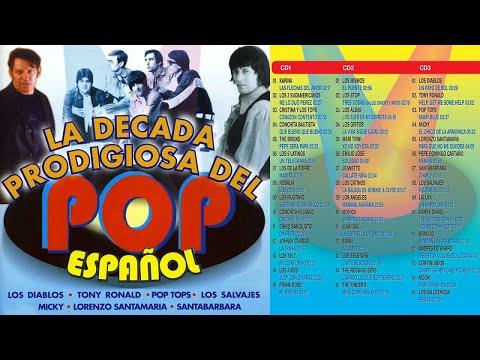 Varios - La Década Prodigiosa del Pop Español
