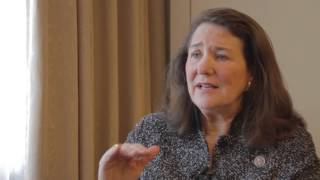 Interview with Hon. Diana DeGette of the U.S. House of Representatives