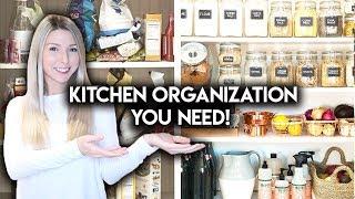 10 DOLLAR STORE KITCHEN ORGANIZATION IDEAS