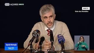 25/03: Ponto de Situação da Autoridade de Saúde Regional sobre Coronavírus nos Açores