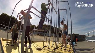 preview picture of video 'Gdynia Playground 2014'