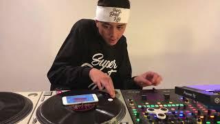 4 X World Champion DJ K SWIZZ (14 Yrs Old) #NextLevel   2018 DMC Online World Final ✅