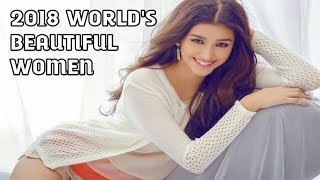 Top 10 Most Beautiful Women In The World 2018