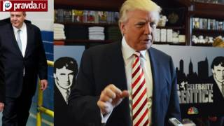 Trump's claims on Russia make US media hysterical