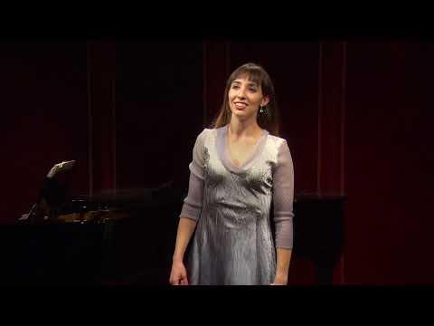 Composer's aria from Ariadne auf Naxos