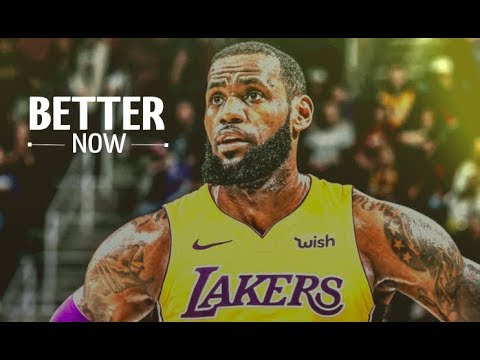 Lebron James Mix Better Now Lakers Hype ᴴᴰ