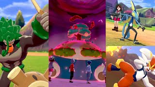 UK: Familiar Pokémon are evolving in Pokémon Sword and Pokémon Shield! ⚔️🛡️