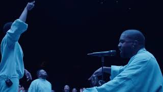 KANYE WEST GOD IS EXTENDED LIVE AT THE FORUM SUNDAY SERVICE 1132019