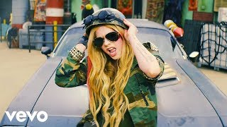 Clip Rock N Roll d'Avril Lavigne
