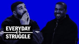 Everyday Struggle - Drake Defends Blackface Photo, Kanye More Rapper or Producer?