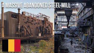 URBEX | Erkundung eines massiven verlassenen Stahlwerks