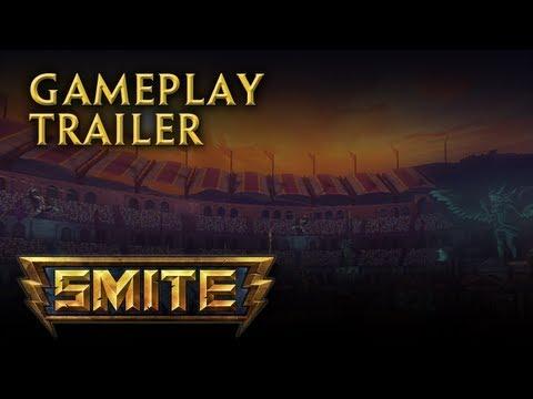 Smite - Gameplay Trailer thumbnail
