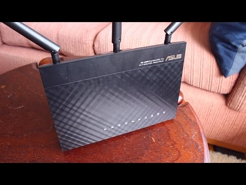 ASUS DSL-AC68U Modem Router Review