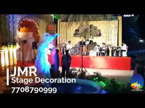JMR Stage Decoration
