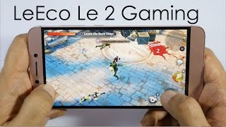 LeEco Le 2 Gaming Review (Snapdragon 652) Strange Results