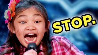 Kid Singers (And why I don't like them)