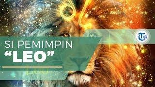 Leo - Karakter Zodiak Leo