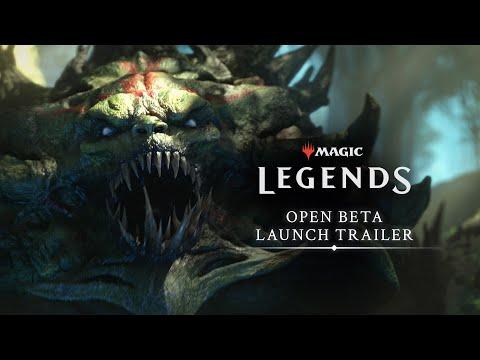 Open Beta Cinematic Launch Trailer de Magic: Legends