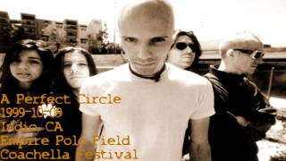 A Perfect Circle 1999-10-09.csb.ed.1.flac1644 (Very Early Show)