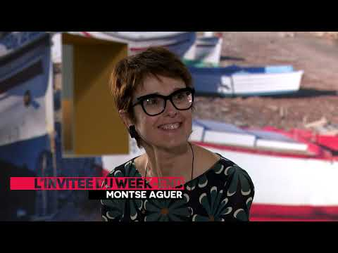 Weekend guest: Montse Aguer