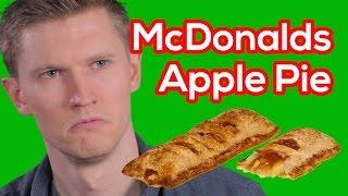 Funny Yelp Reviews: McDonald's Apple Pie