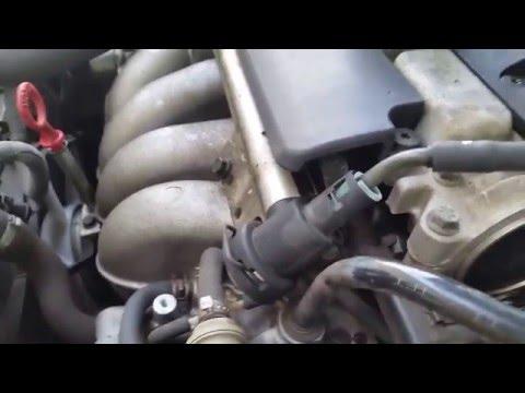 Die Produktion der Kanister für das Benzin